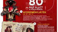 www.netpincer.hu 80 nap alatt a Föld körül nyereményjáték