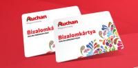 Auchan nyereményjáték - Auchan Bizalomkártya