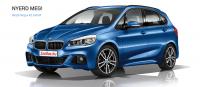 szallas.hu és a BMW Magisz.  Nyereméjáték