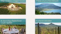 Balaton-felvidék és környéke bortúra