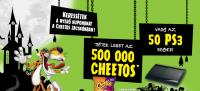 """Cheetos """"Félelmetesen jó játék a családnak"""" Nyereményjáték"""
