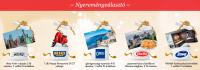 SPAR, INTERSPAR nyereményjáték