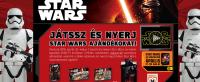 """""""Star Wars – Az ébredő erő DVD"""" Müller nyereményjáték"""